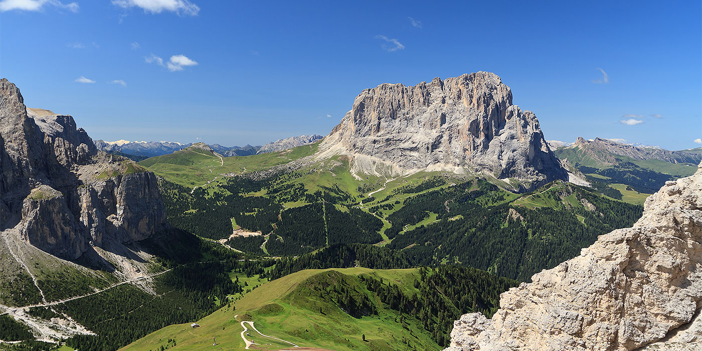 Val Gardena and Alpe di Siusi Two holiday regions introduce themselves
